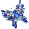 #vintage #brooch #jewelry #rhinestones - Other jewelry - $67.50  ~ £51.30