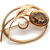 #vintage #brooch #jewelry #wedding #1940 - Other jewelry - $39.50