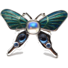 #vintage #butterfly #brooch #jewelry - Other jewelry - $29.50  ~ 25.34€