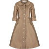 vintage coat dress - Vestiti -