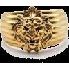 #vintage #cuff #bracelet #jewelry #lion - Bracelets - $39.50