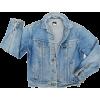 vintage enim jacket - Kurtka -