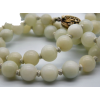 #vintage #jade #necklace #jewelry - Necklaces - $199.50