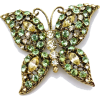 #vintage #jewelry #brooch #butterfly - Other jewelry - $49.50