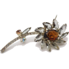 #vintage #jewelry #brooch #rhinestone - Other jewelry - $79.50  ~ £60.42