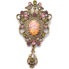 #vintage #jewelry #brooch #sarahcoventry - Other jewelry - $39.50