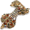 #vintage #jewelry #brooch #wedding #pin - Other jewelry - $249.50