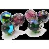 #vintage #jewelry #earrings #designer - Earrings - $29.00