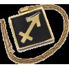 #vintage #jewelry #necklace #Zodiac - Necklaces - $39.50
