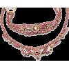 #vintage #jewelry #necklace #bracelet - Necklaces - $129.50