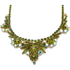 #vintage #jewelry #necklace #juliana - Ogrlice - $249.00  ~ 213.86€