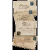 vintage letter - 小物 -