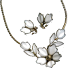 #vintage #necklace #earrings #jewelry - Colares - $39.50  ~ 33.93€