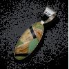 #vintage #pendant #jewelry #jasper - Other jewelry - $129.50