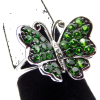 #vintage #ring #butterfly #jewelry - Rings - $49.50