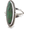 #vintage #turquoise #ring #jewelry - Ringe - $79.50  ~ 68.28€