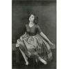 vintage woman black & white photo - Uncategorized -