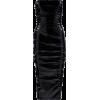 vinyl dress - Dresses -