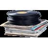 vinyl records - Objectos -