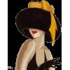Lady - Illustrazioni -