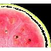 watermelon wedge - cibo -