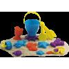 Assortment of Beach Toys - Ilustracije -