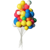 Balloon Cluster - Items -