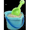 Beach Toy Bucket - Ilustracije -