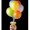 Birthday Balloon Bear - Items -