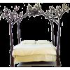 Bronze Bird Nest Bed - Furniture -