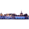 Castle Dvorac - Buildings -