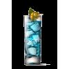 Coctail Blue lagoon - Beverage -