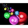 Colorful Balls - Illustrations -