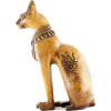 Egyptian cat statue - Items -