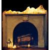 Fireplace Kamin - Gebäude -