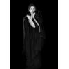 Girl in a black dress - People -