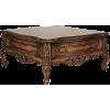 Hardwood Table - Möbel -