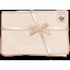 Letters Pisma - Items -