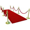 Portable Red Carpet - Illustrations -