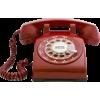 Rotary Telephone - Items -
