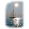 Ship at sea - Natura -