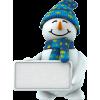 Snow Vector - 插图 -