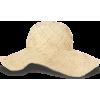 Straw Beach Hat - Hat -