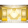 The Gold Room - Illustrations -