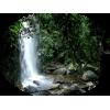 Waterfall Slap - Nature -