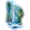Waterfall Vodopad - Nature -
