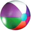 beach ball - Illustrazioni -