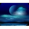 blue moon - Illustrazioni -