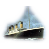 boat Titanic - Vehicles -