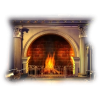 fire place - Furniture -